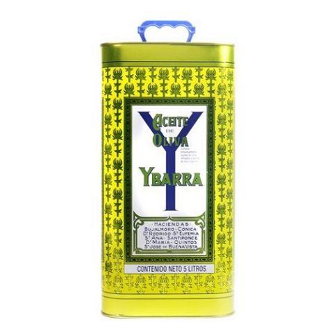 ACEITE YBARRA OLIVA SUAVE 5 L